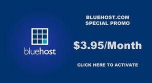 Coupon Bluehost